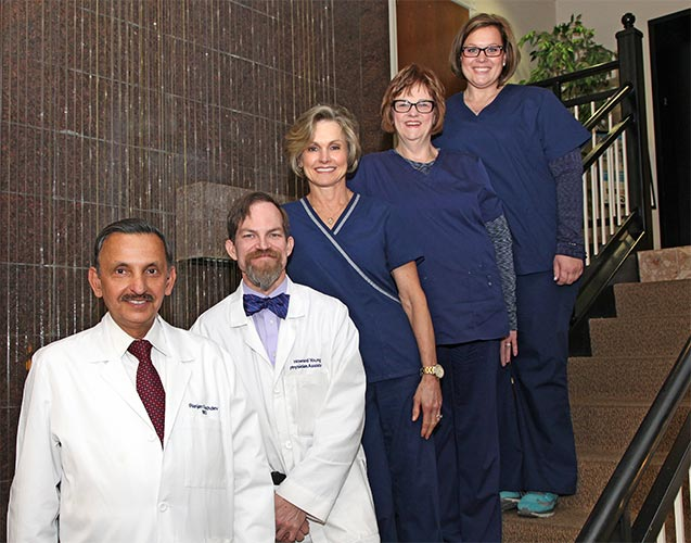 The Sachdev Orthopaedic Team.