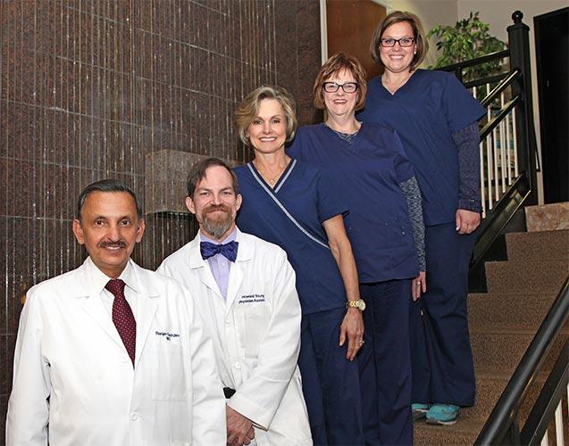 The Sachdev Orthopaedic Team.